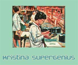Kristina Supergenius - Trust Your Hard Drive MP3 Album | Music | Electronica