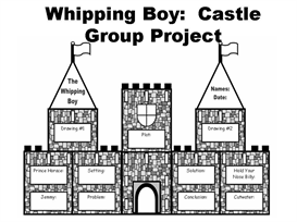 Whipping Boy Castle Group Project