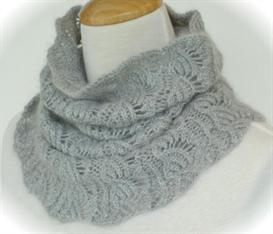 Flared Lace Smoke Ring knitting pattern - PDF   Other Files   Arts and Crafts