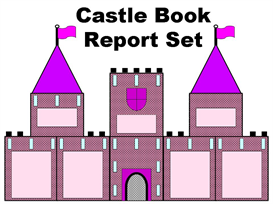 Castle Book Report Set | Other Files | Documents and Forms