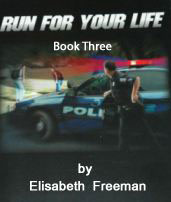 run for your life book three