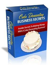 Cake Decorating Business | eBooks | Internet