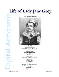 life of lady jane grey