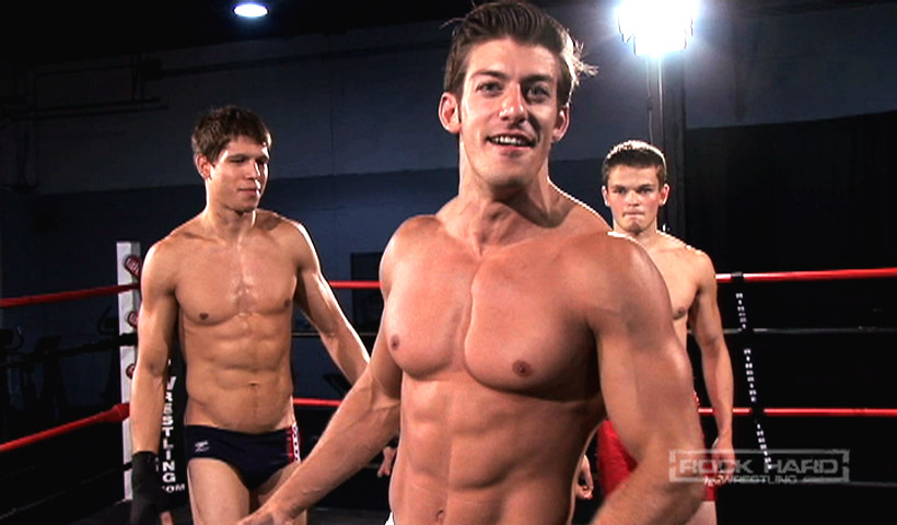 Second Additional product image for - 0203-Double Match- Brody vs Cameron & Zack vs Brody and Shawn