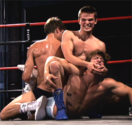 0203-Double Match- Brody vs Cameron & Zack vs Brody and Shawn | Movies and Videos | Action