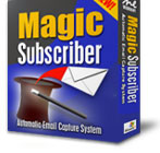 instant email capture wizard