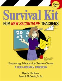 Survival Kit for New Secondary Teachers | eBooks | Non-Fiction