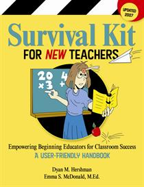 Survival Kit for New Teachers: Empowering Educators for Classroom Success | eBooks | Non-Fiction