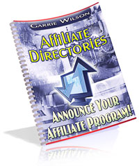 The Affiliate Directory | eBooks | Internet