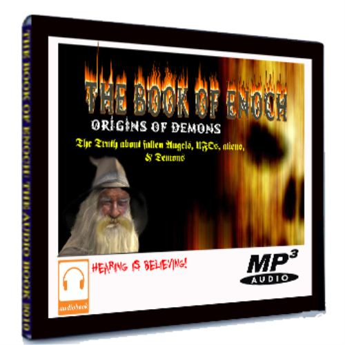 Second Additional product image for - The Book of Enoch: Origins of Demons (Audio Book)