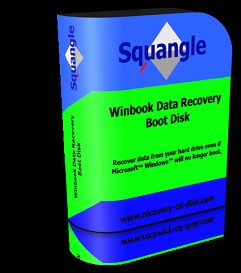 Winbook W340 Data Recovery Boot Disk - Linux Windows 98 XP 2000 NT Vista 7 | Software | Utilities