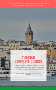 FSI Turkish Digital Edition, Level 1 | eBooks | Language