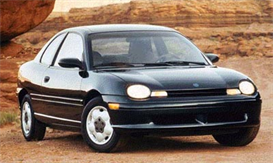1996 Dodge/Plymouth Neon MVMA | eBooks | Automotive