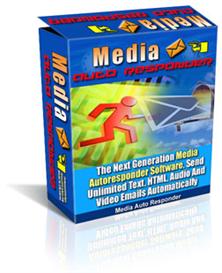 Media Auto Responder | Software | Design