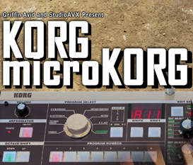 MicroKORG | Software | Add-Ons and Plug-ins
