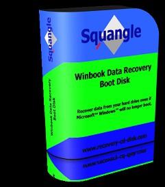Winbook XL Data Recovery Boot Disk - Linux Windows 98 XP 2000 NT Vista 7 | Software | Utilities