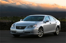 2009 Lexus ES350 MVMA | eBooks | Automotive