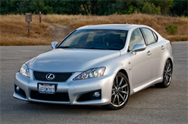 2009 Lexus IS F MVMA | eBooks | Automotive