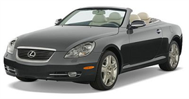 2009 Lexus SC430 MVMA | eBooks | Automotive
