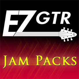 7 positions of the e major scale_pro jam pack