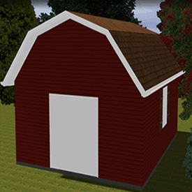 Second Additional product image for - Eco Shed And Garden Structures - Plans Package