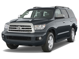2009 Toyota Sequoia MVMA | eBooks | Automotive
