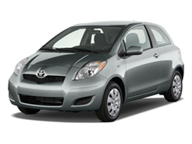 2009 Toyota Yaris Hatchback MVMA | eBooks | Automotive