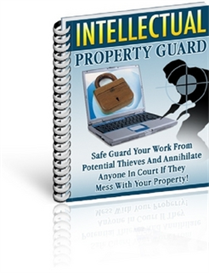 Intellectual Property Guide | eBooks | Internet