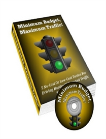 Minimum Budget Maximum Traffic | eBooks | Internet