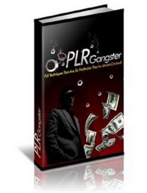 PLR Gangster | eBooks | Internet