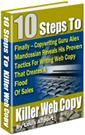 10 Steps to Killer Web Copy | Audio Books | Internet