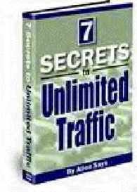 7 Secrets in Unlimited Traffic | eBooks | Internet