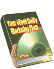 eBook Daily Marketing Plan | Software | Home and Desktop