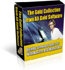 Gold Collection Webmaster Tools | Software | Utilities