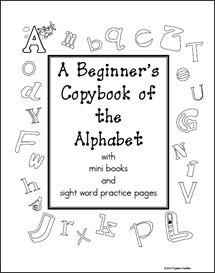A Beginners Copybook of the Alphabet | eBooks | Education