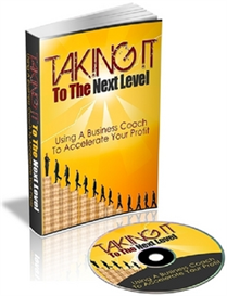 Taking It To The Next Level ( PLR ) | Audio Books | Business and Money