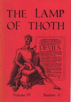 Lamp Of Thoth 24 | eBooks | Religion and Spirituality