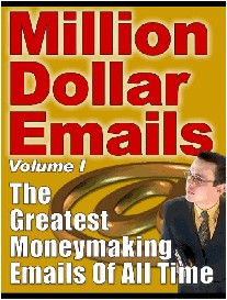 Million Dollar Emails | eBooks | Internet