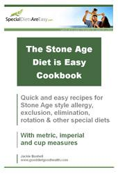 Stone Age Diet is Easy Cookbook | eBooks | Health