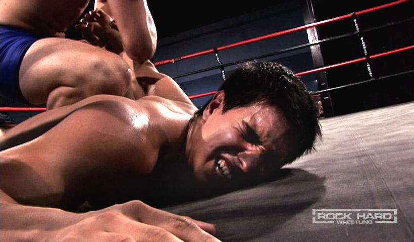 First Additional product image for - 0204-Ray Martinez vs Tommy Clark