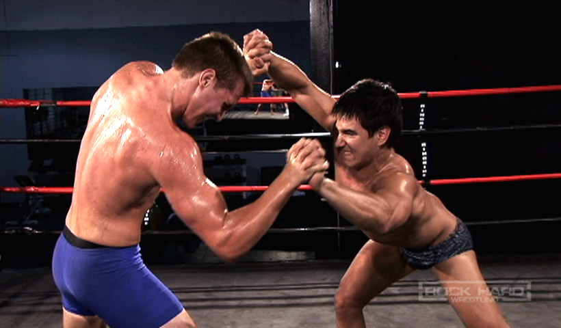 Second Additional product image for - 0204-Ray Martinez vs Tommy Clark