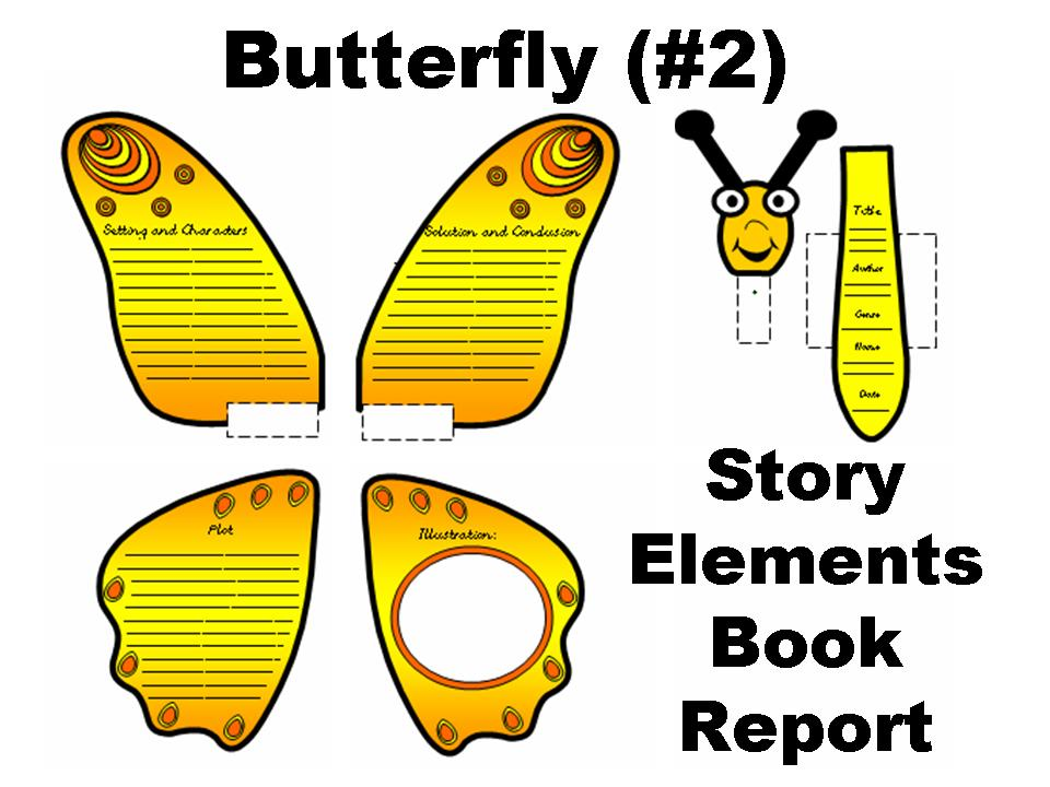elements of a book report High school book reports don't 8 easy steps to a great book report your book report should end with a concise summary of the story the key elements that.