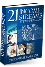 21 Income Streams | eBooks | Business and Money
