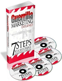 Guerilla Marketing Explained ( PLR ) | Audio Books | Business and Money