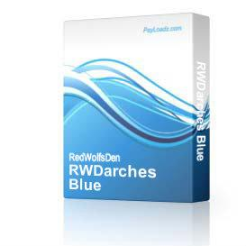 RWDarches Blue | Software | Design Templates