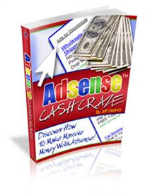 Adsense Cash Crave | eBooks | Business and Money