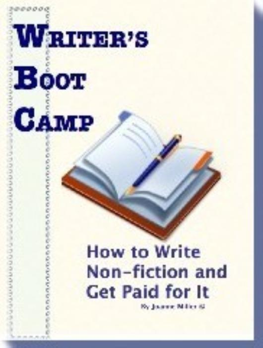First Additional product image for - Writer's Boot Camp:How to Write Non-fiction and Get Paid for It!