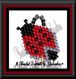 Ladybug Earrings or Charms | eBooks | Arts and Crafts