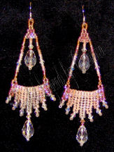 Peachy Earrings | eBooks | Arts and Crafts