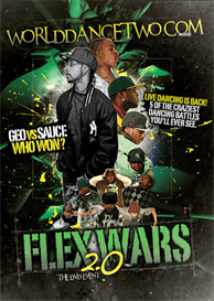 Flexwars2.0 The DVD